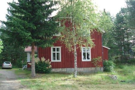 Bjørnheim, a nice holiday house