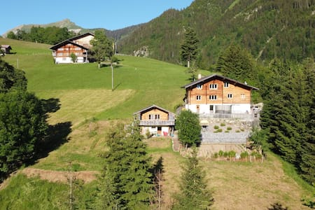 Chalet, Nature pure! Alpine Scenery, Hiking, Relax