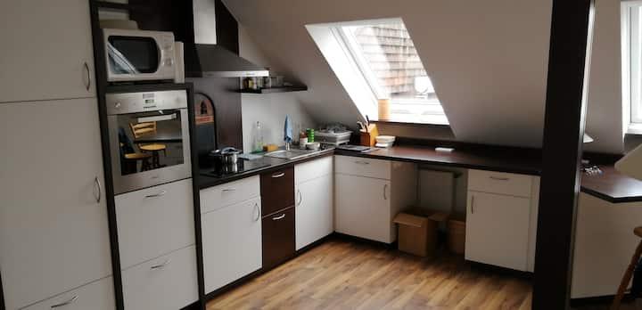 Tolle Wohnung in Waldhessen