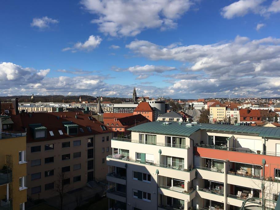 Top 100 Airbnb Rentals 2017 in Regensburg, Germany