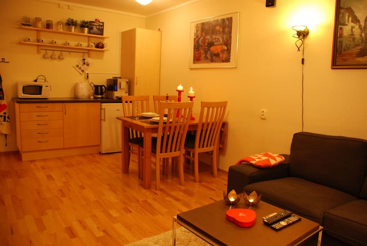Apartment at Moholt close to NTNU, FREE parking.