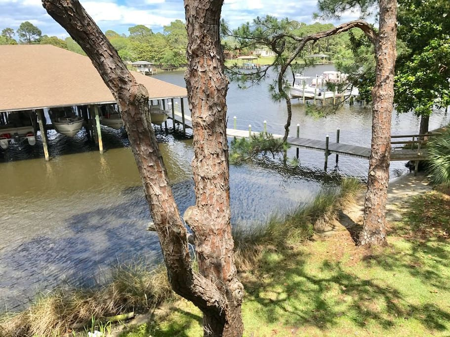 Balcony View of Grand Lagoon
