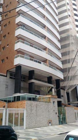 Apartamento de 1 quarto para até 4 pessoas - Praia Grande - Wohnung
