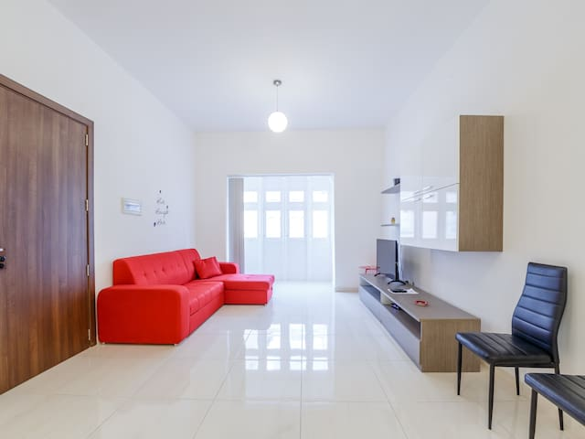 3 bedroom apartment, Gzira, sleeps up to 9 persons - Gzira - Byt