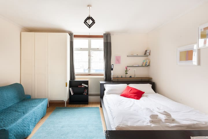 LOVELY STUDIO FLAT NEXT TO REGENT'S PARK/CAMDEN