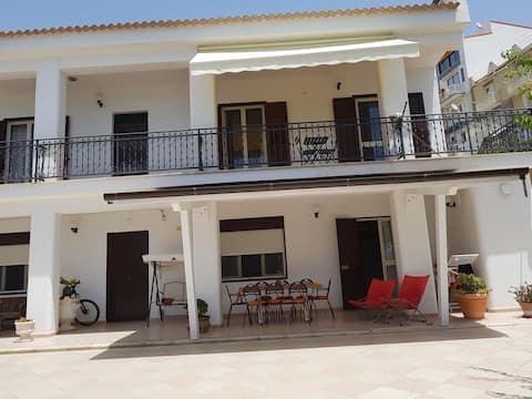 Villa indipendente SERENDIPITY sul mare