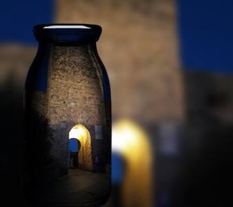 Charming In Piazza Monteriggioni Borgo Medievale - モンテリッジョーニ