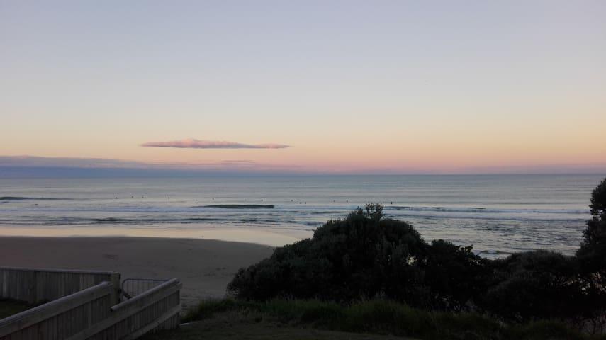 Beachfront Bach Wainui Gisborne