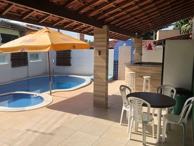 Casa com Piscina em Pontal de Coruripe
