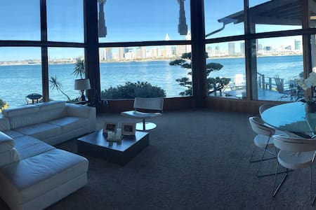 Waterfront House with Pool & View - Coronado - 独立屋