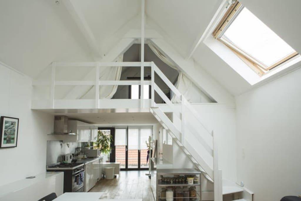 Luxueux appartement avec terrasse hyper centre for Appartement a louer avec jardin bruxelles