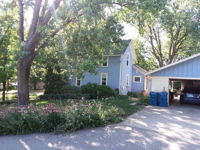 Historic Sauk Rapids Home