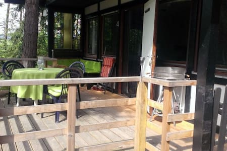 Cosy holiday cottage in the Eifel - House