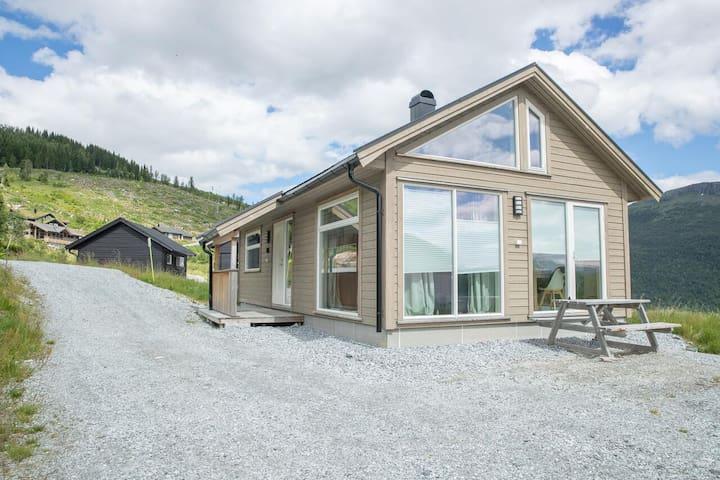 Fjellsporthytta nr. 1 - Sogndal Skisenter Hodlekve