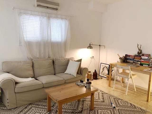 One bedroom apartment in the central of Tel Aviv