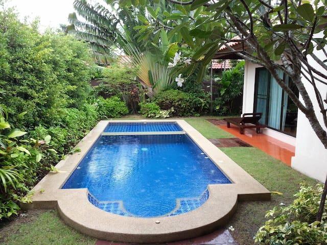 Bali style Villa 5 mins to Beach - Pattaya - Villa