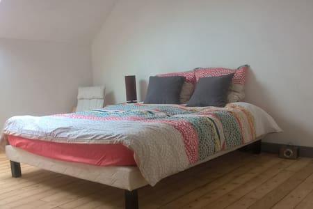 Chambre 14m2 dans maison de ville - Albert - House