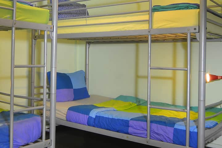 Happy Snail Hostel - 1 bed in 8 person mixed dorm