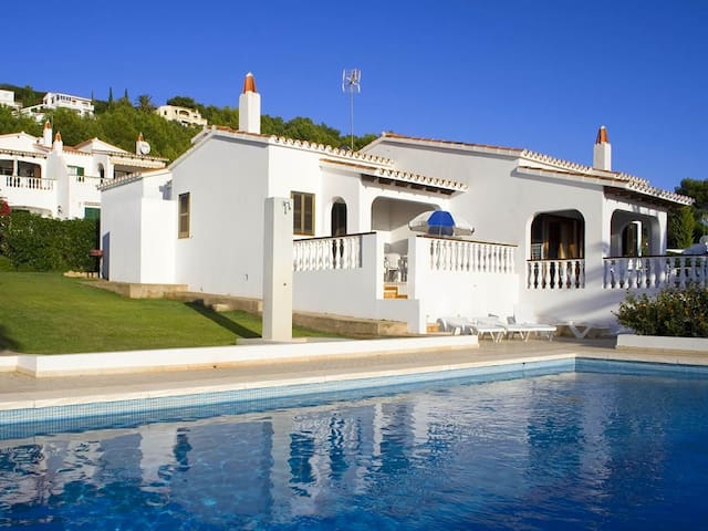 Casa Dofins A, Menorca - Son Bou - Huis