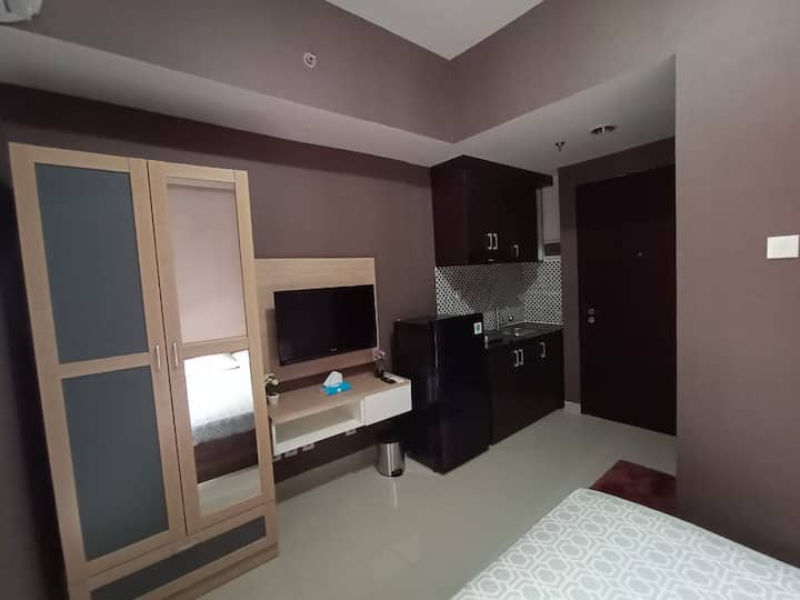 Studio Apartment at Taman Melati 2 Margonda