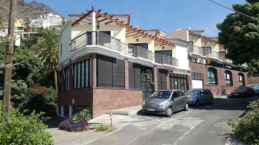 Valle Gran Rey - Tranquilo apartamento Finca 2