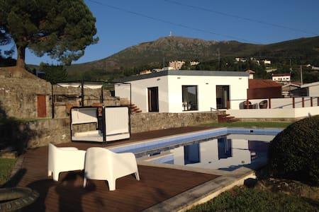 Loft ideal con piscina - Vila Nova da Cerveira  - บ้าน