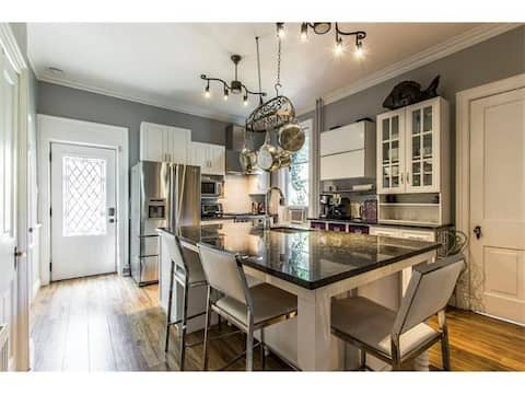 HISTORIC BEAUTY with PATIO in Prime Location