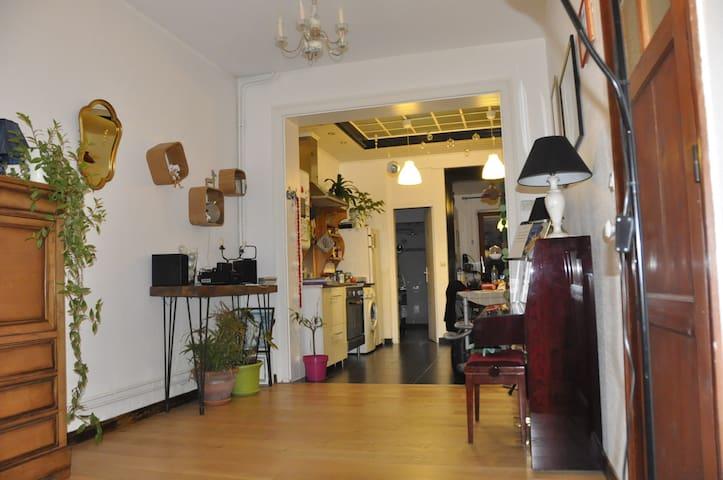 Location intégrale maison sur Lille - Lille