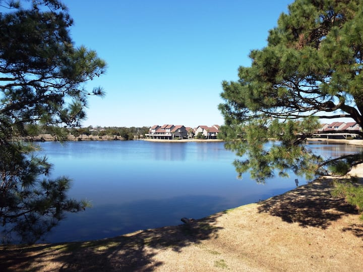 Lovely Lakeview! 3BR/3BA Townhome - Heron Marsh 73