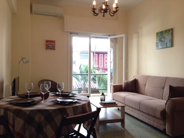 Sunny beach apartment - Loutraki - Apartment