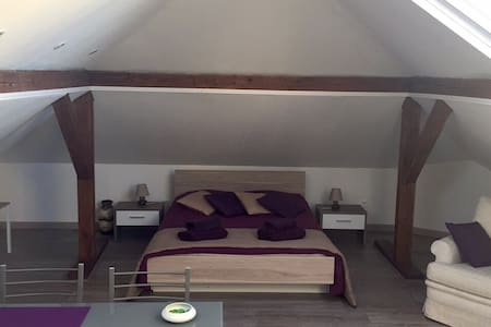 Modern Loft - Strasbourg