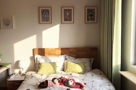 1号线2号线西单金融街北京儿童医院北京西站阜外医院中央音乐学院大一居 - Beijing - Apartment