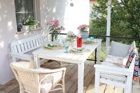 Apartment with garden and grill - Balatonfüred - Wohnung