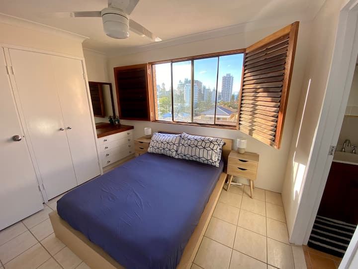 Private room in Rainbow Bay, Coolangatta