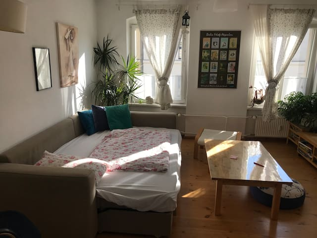 Authentic room in the Heart of Berlin-Kreuzberg