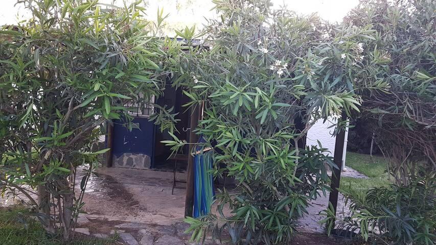 Apartamento Rural,en la casa azul rural.chiclana