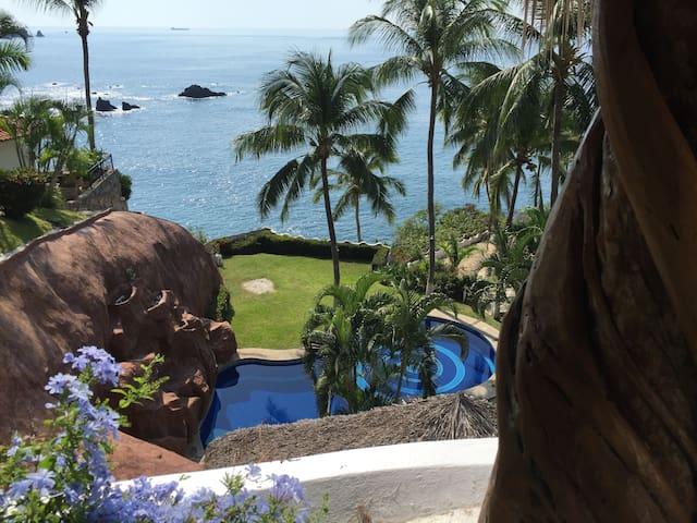 House with incredible sea view! - Manzanillo - Haus