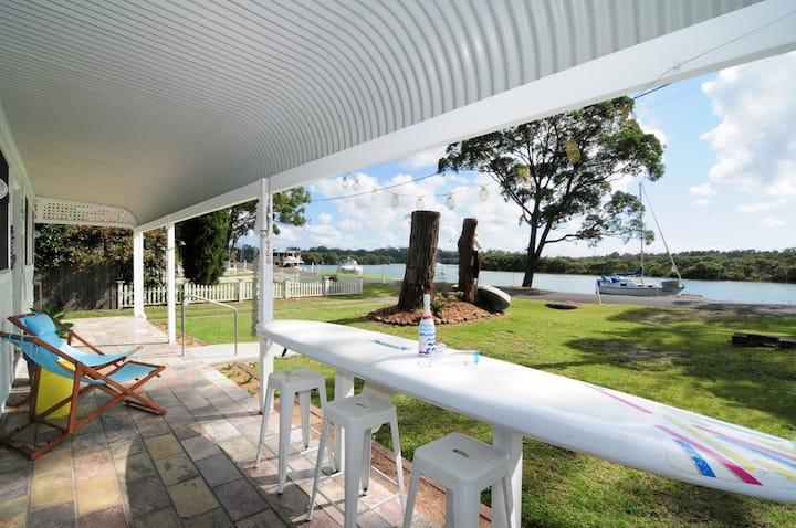 Jervis Bay Boat House