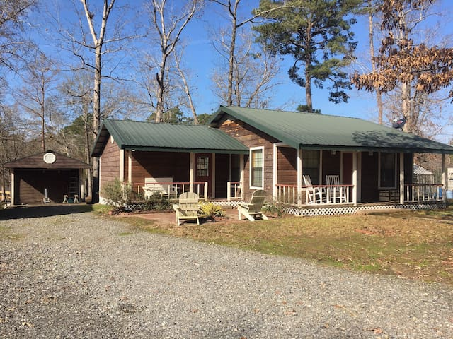 The Cabin on Toledo Bend