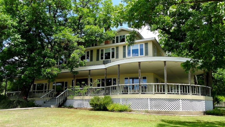 Haven River Inn Main House