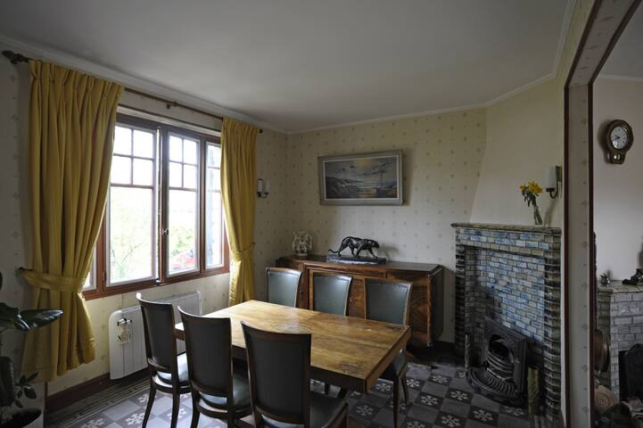 Maison de ville 2 chambres - Lamorlaye - House