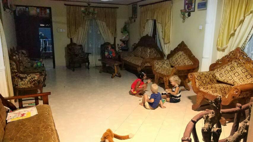 Nimal's house