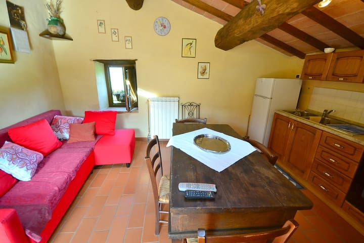 Graceful Cottage in Vergemoli with Private Fenced Garden