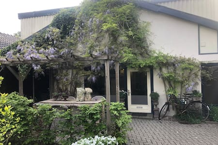 Romantic and spacious room in Emmen