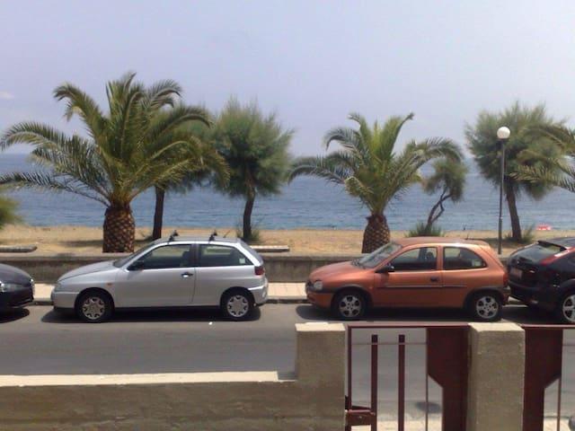 Accogliente casa fronte mare - Nizza di Sicilia - Casa