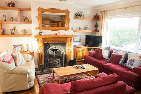 Cozy cottage close to Dublin - Tara - House