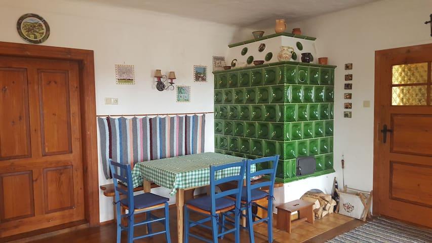 Waldviertler Bauernhaus für dich alleine