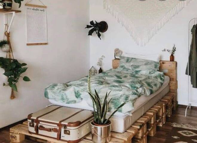 Casa simples e aconchegante