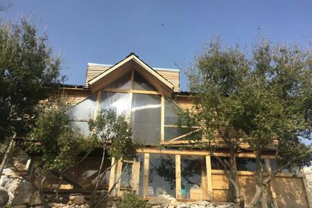 Joolmood_Oak guests house_ climbing Sheer