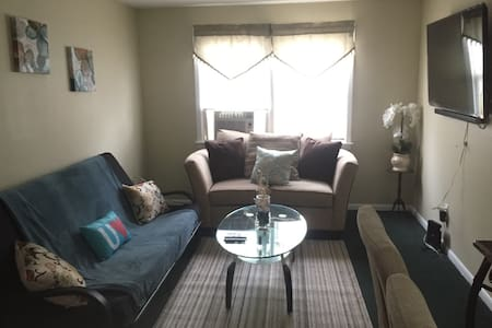 Cozy Apartment in lovely Elmora near NYC and EWR - Elizabeth - Pis